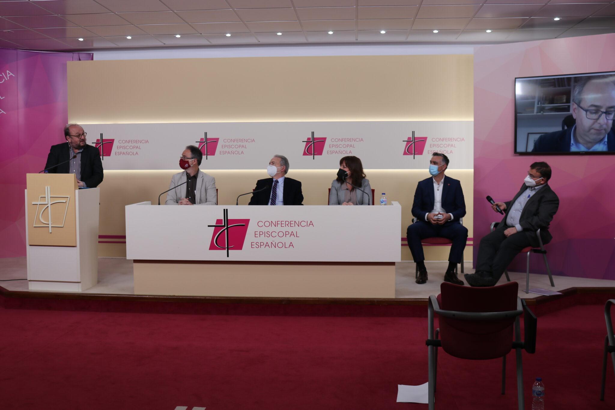 Panel de ponentes : nuevo currículo ERE