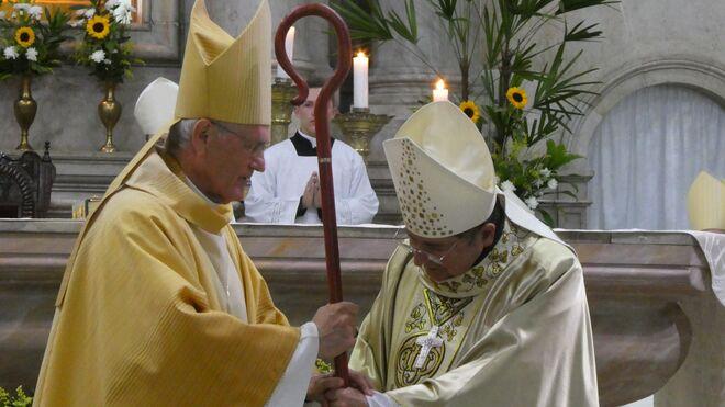 Mons Leonardo e Mons Sergio