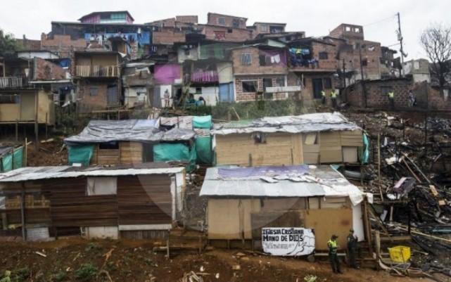 Colombia - pobreza
