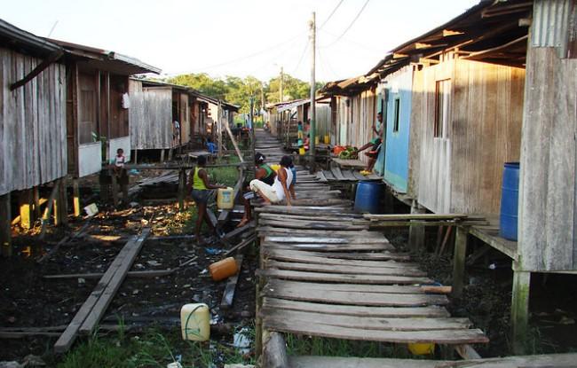 Colombia - pobreza 2