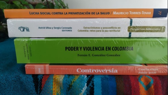 Colombia - publicaciones Cinep