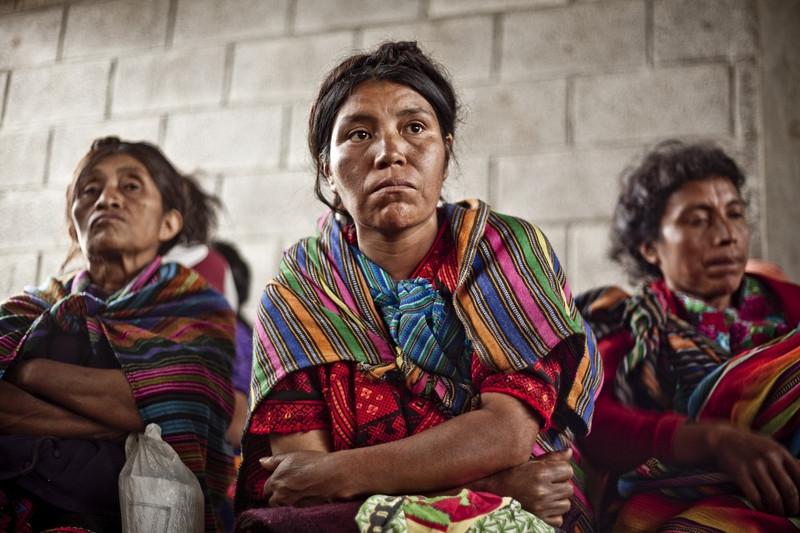 Mujeres latinoamericanas