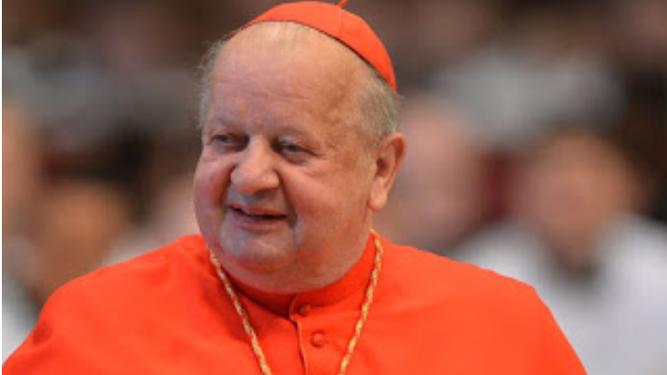 Cardenal Stanislaw Dziwisz