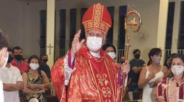 Mons Mauro Aparecido dos Santos