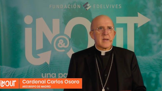 El cardenal Osoro inauguró las jornadas In&Out