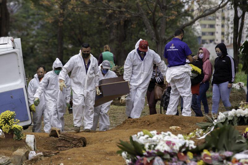 Cementerio Covid-19