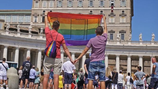 Gays en el Vaticano