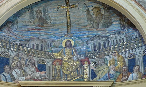 800px-Apsis_mosaic,_Santa_Pudenziana,_Rome_W2