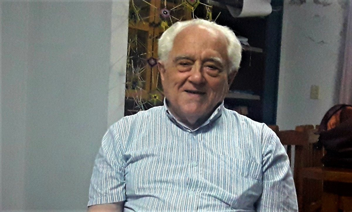 Padre José Luis Caravias