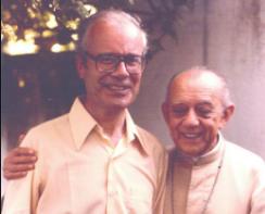 Comblin y Don Helder