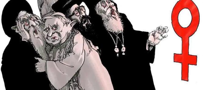 Mujer y religiones