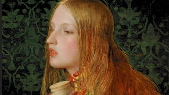 Mariya Magdalena. Frederick Sandys