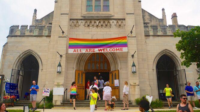Bendición parejas homosexuales en la Iglesia