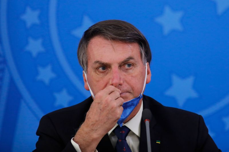Bolsonaro Virus
