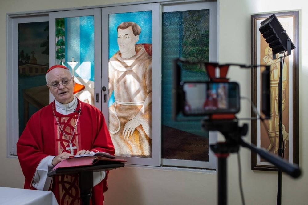 Cardenal Odilo Scherer