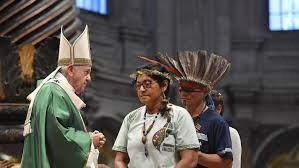Misa abertura Sínodo Amazonía