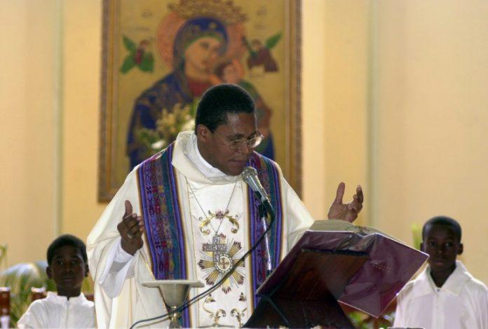 Iglesia en Haití