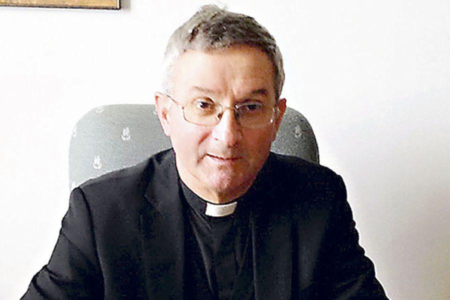 Mons. Francisco Javier Stegmeier