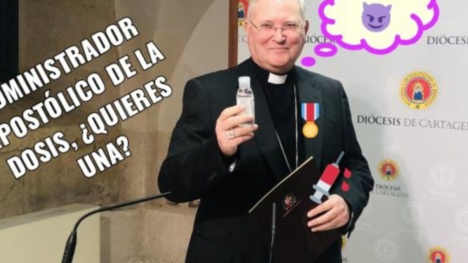 Meme sobre Lorca PLanes