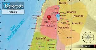 Nazaret. II Mapa