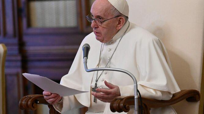 Francisco habla a Acción Católica
