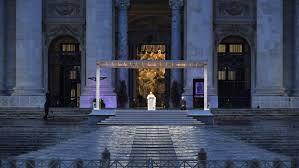 Papa Franciso 27 de marzo de 2020