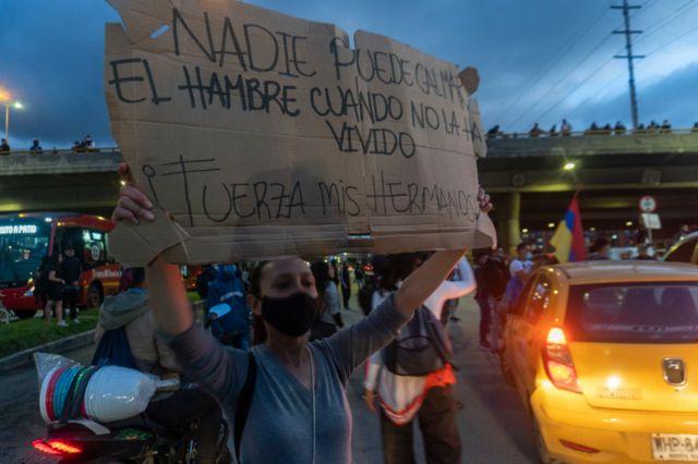 Colombia en la calle