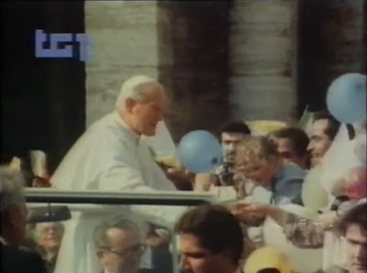 atentado contra Juan Pablo II 2