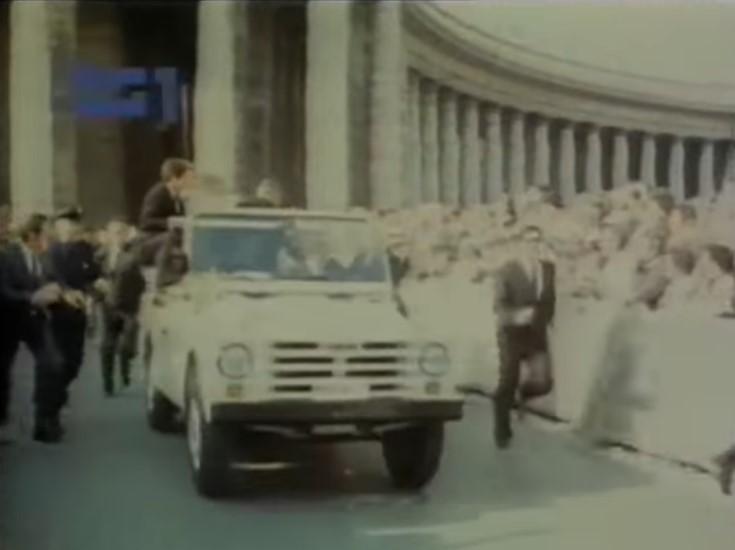 atentado contra Juan Pablo II 3