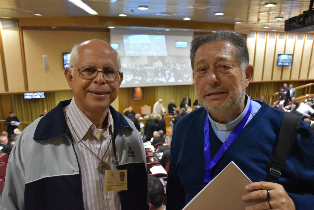 Alfredo Ferro e João Gutemberg