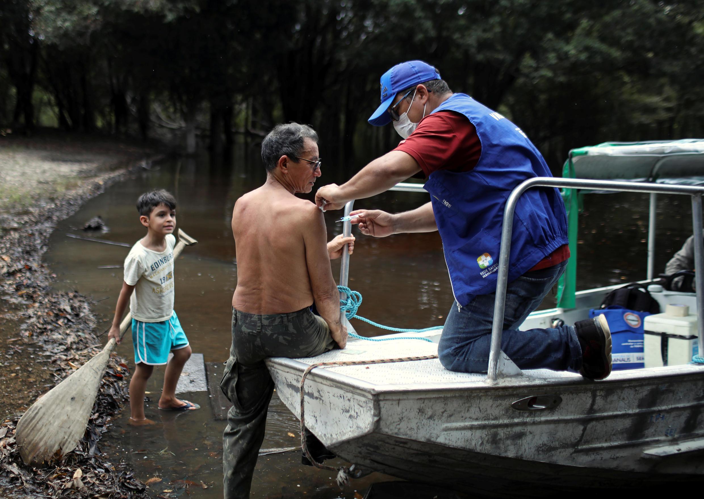 Covid Amazonía