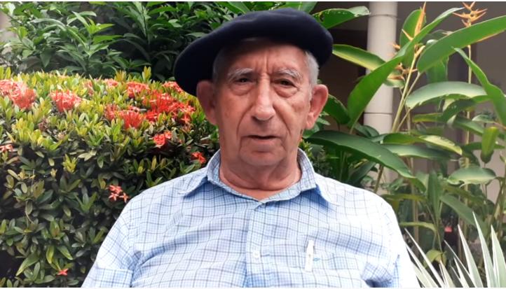 padre José Miguel Goldaraz