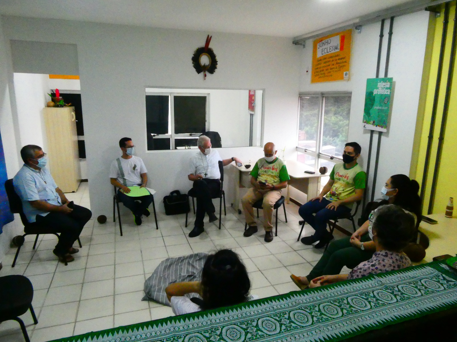 REPAM en Manaos
