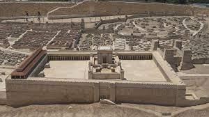 Maqueta de Jerusalén