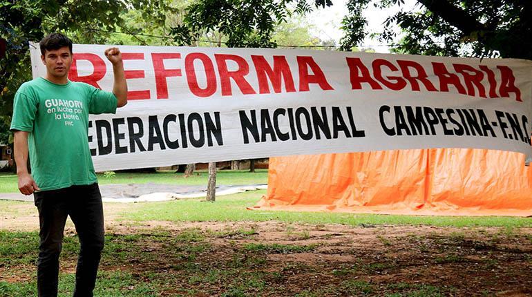 Reforma Agraria Paraguay