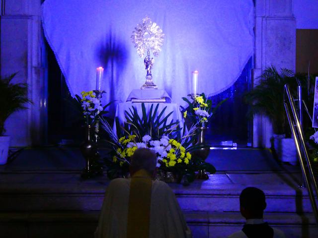 Fiesta del Corpus en Manaos