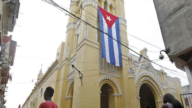 La Iglesia de Cuba