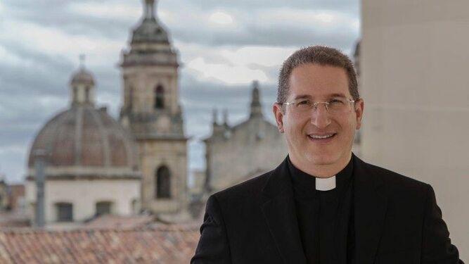 El colombiano Luis Manuel Alí (Pontificia Comisión para la protección de menores)