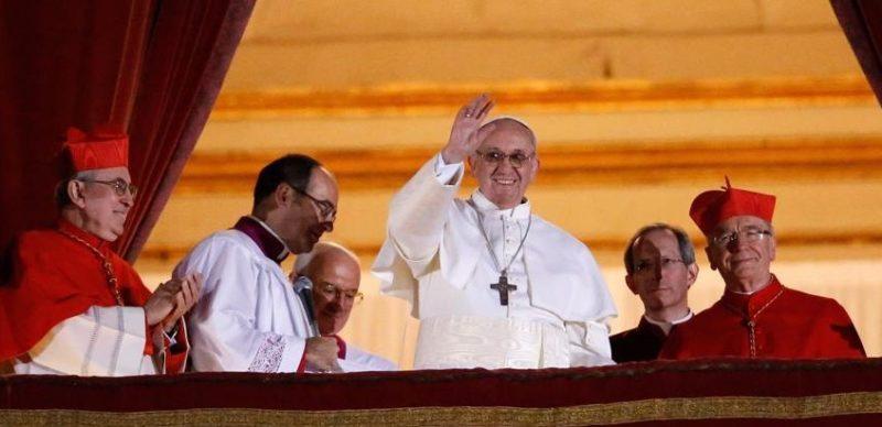Elección del Papa Francisco