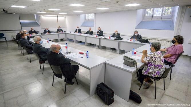 Los obispos catalanes, a favor de los indultos a los políticos presos