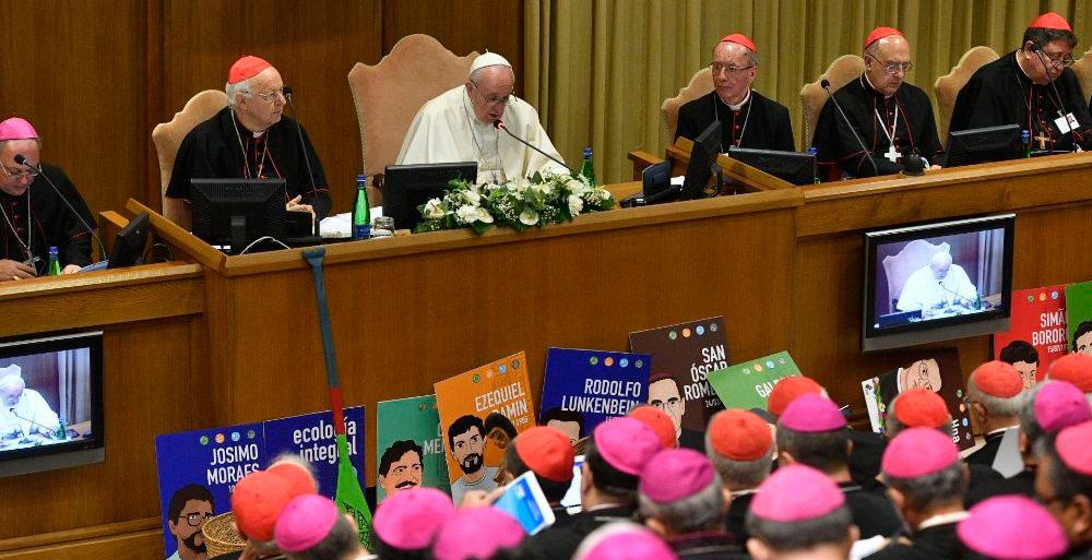 Asamblea Sinodal Amazonía