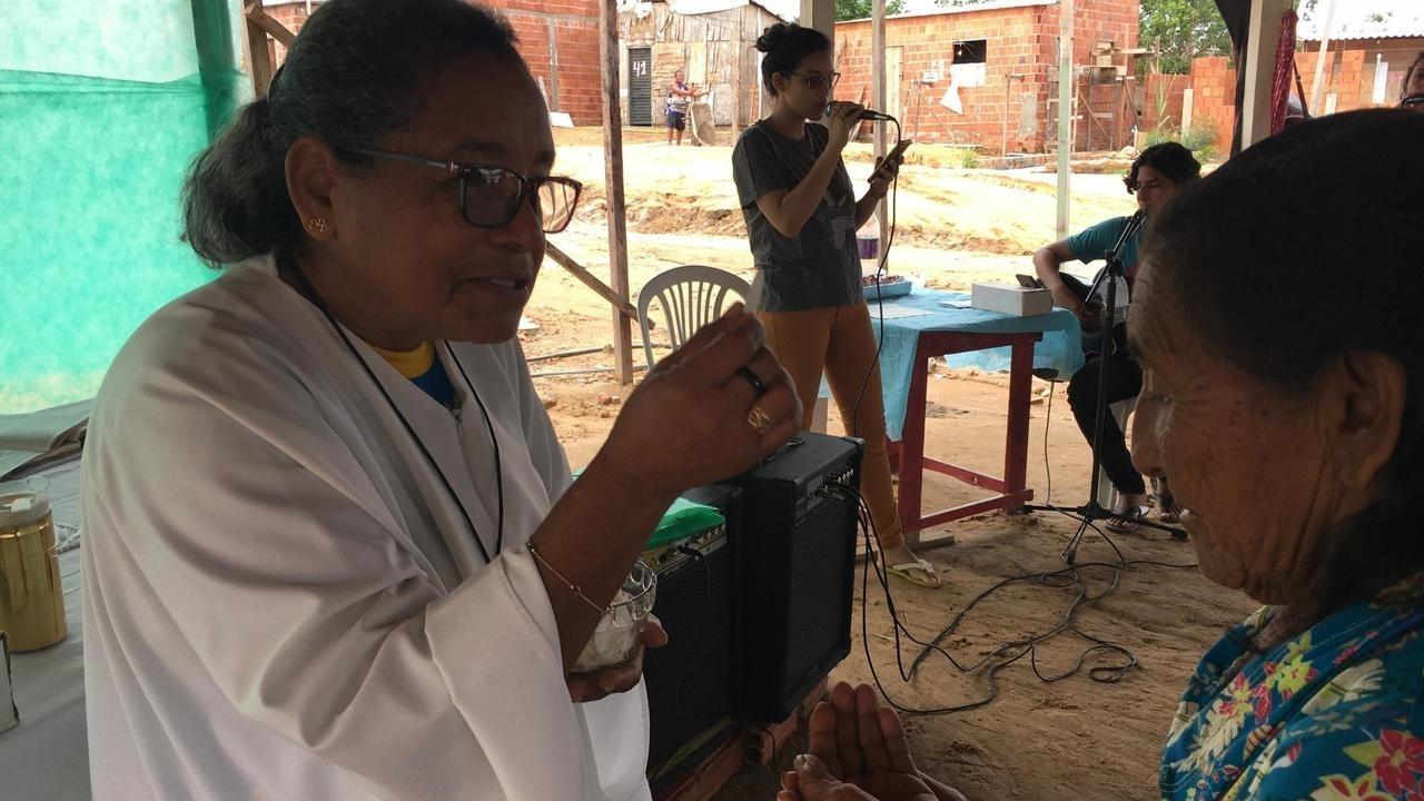 Ministerios femeninos en la Amazonía