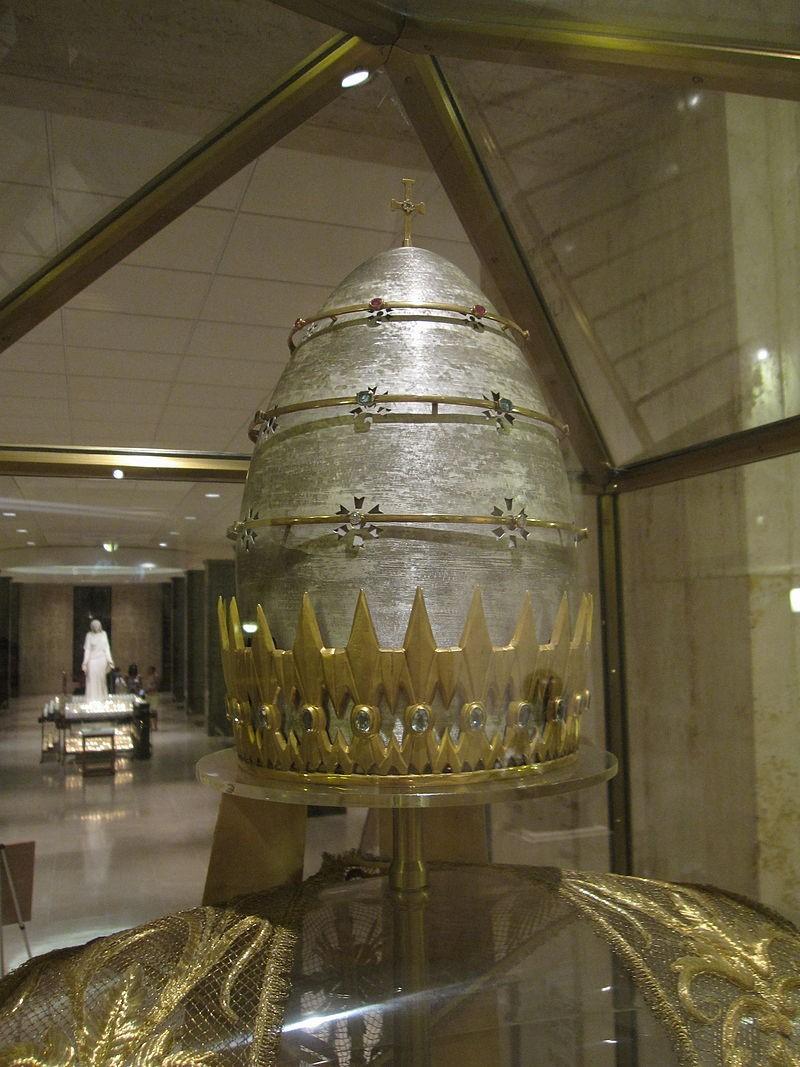 Tiara de pablo VI