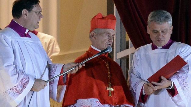anunzio vobis gaudium magnum cardinale tauran