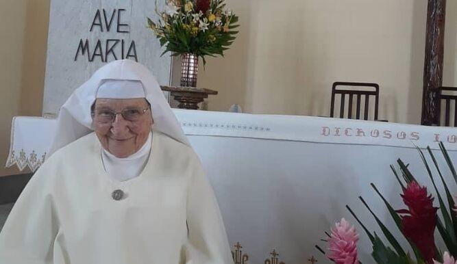 Sor María Jesús Miranda