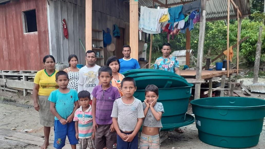 Comunidades Santo Antônio do Iça