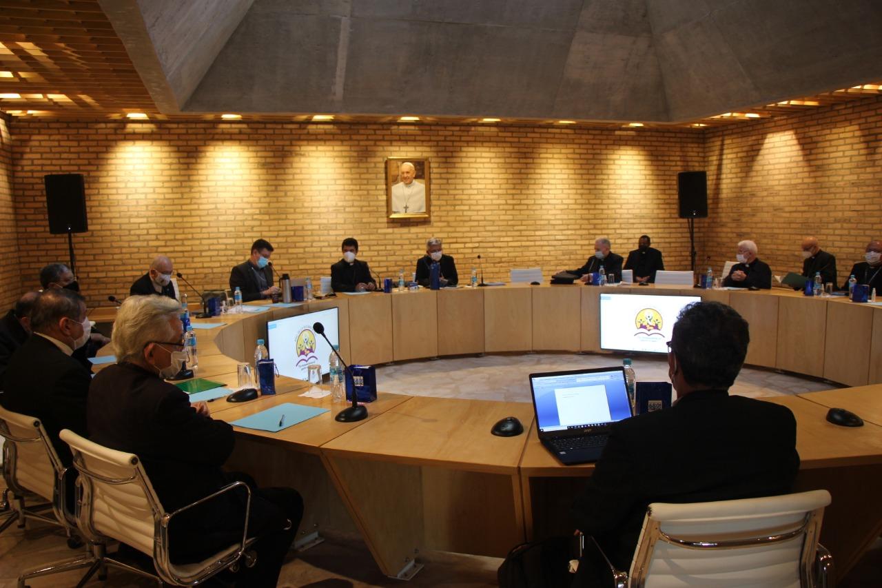 Conferencia Episcopal Paraguaya Asamblea