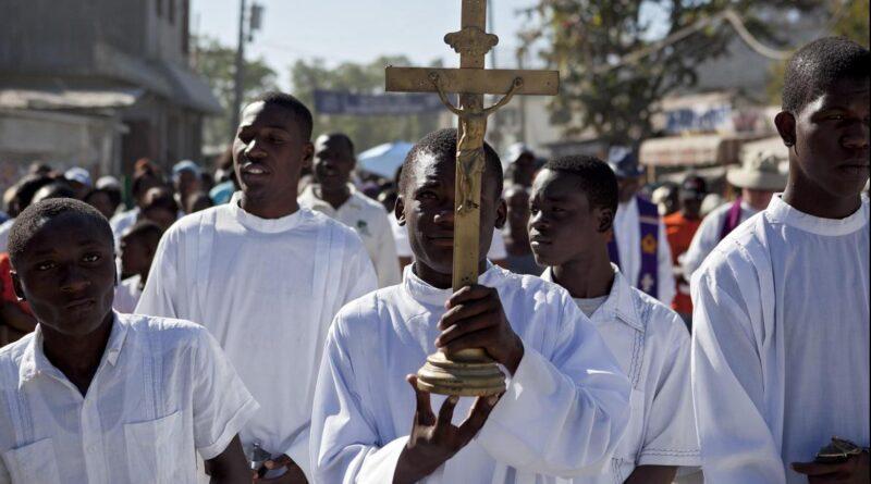 Iglesia Haití