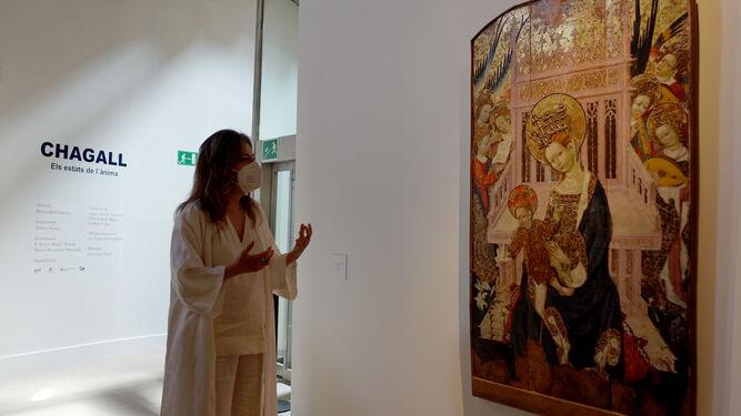 El conjunto de 39 obras está estructurado en torno a dos ejes temáticos.