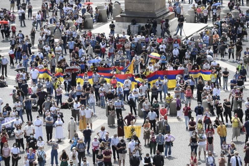 Colombia Angelus 30 mayo 2021